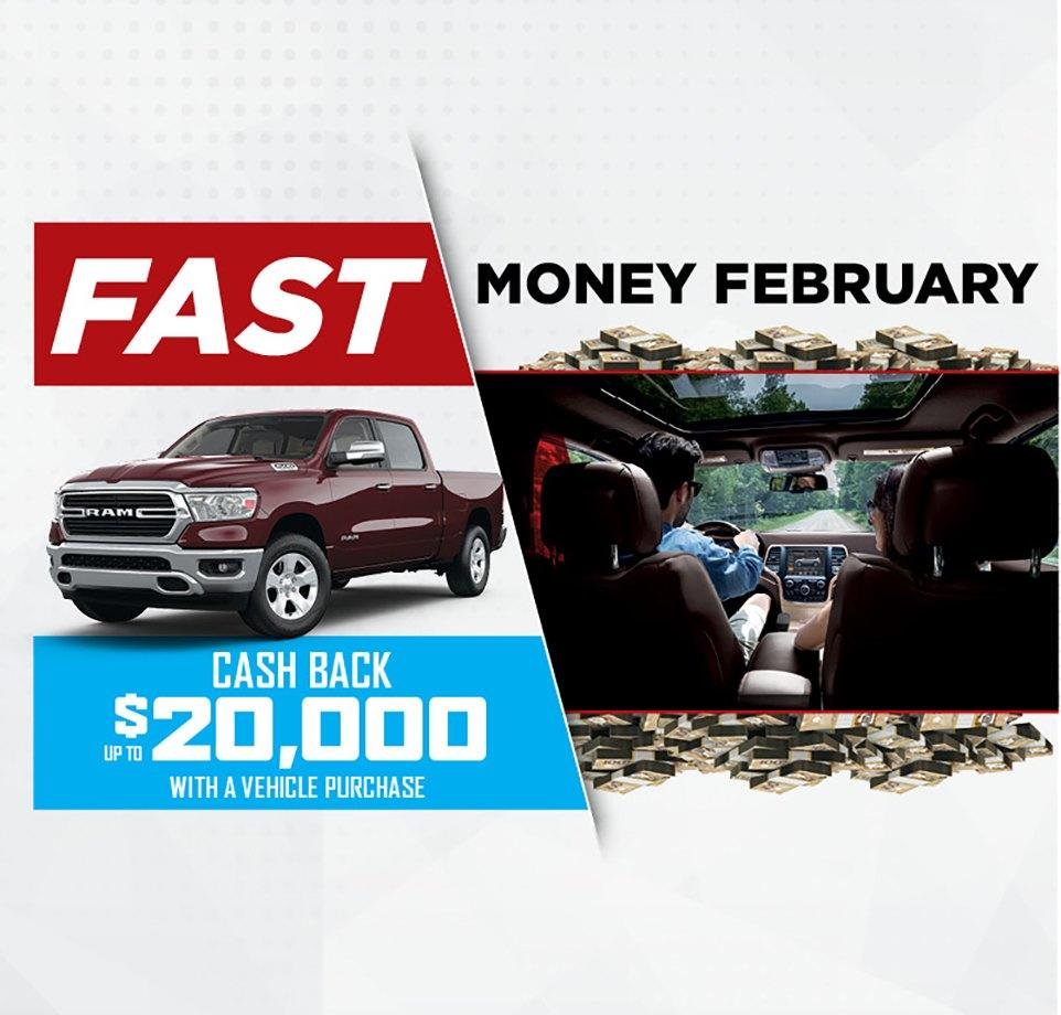 Fast Money February