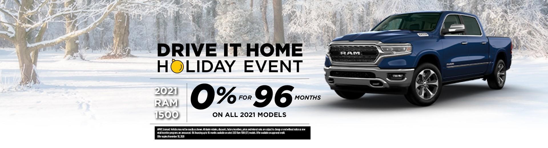 RAM Discount Offers at Crosstown Chrysler Dodge Jeep Ram in Edmonton