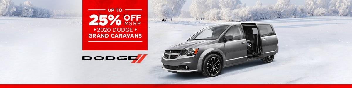 Dodge Discount Offers at Crosstown Chrysler Dodge Jeep Ram in Edmonton