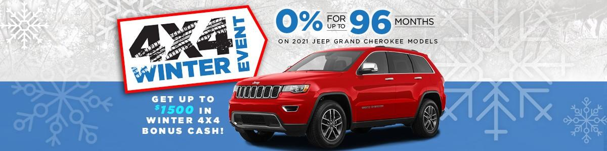 Jeep Discount Offers at Crosstown Chrysler Dodge Jeep Ram in Edmonton
